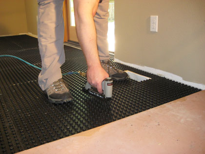 Electric In-Floor Heat System Operating Costs